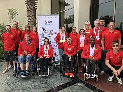 2019 DeutscheTeam IWAS World Games